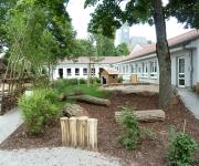 Kindergarten Wallstraße