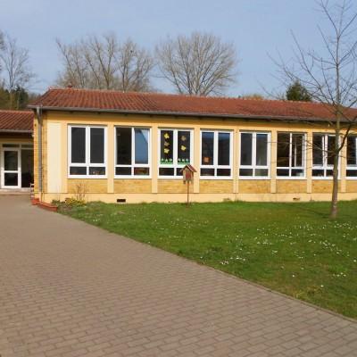 Kindergarten Oberauerbach Außernansicht